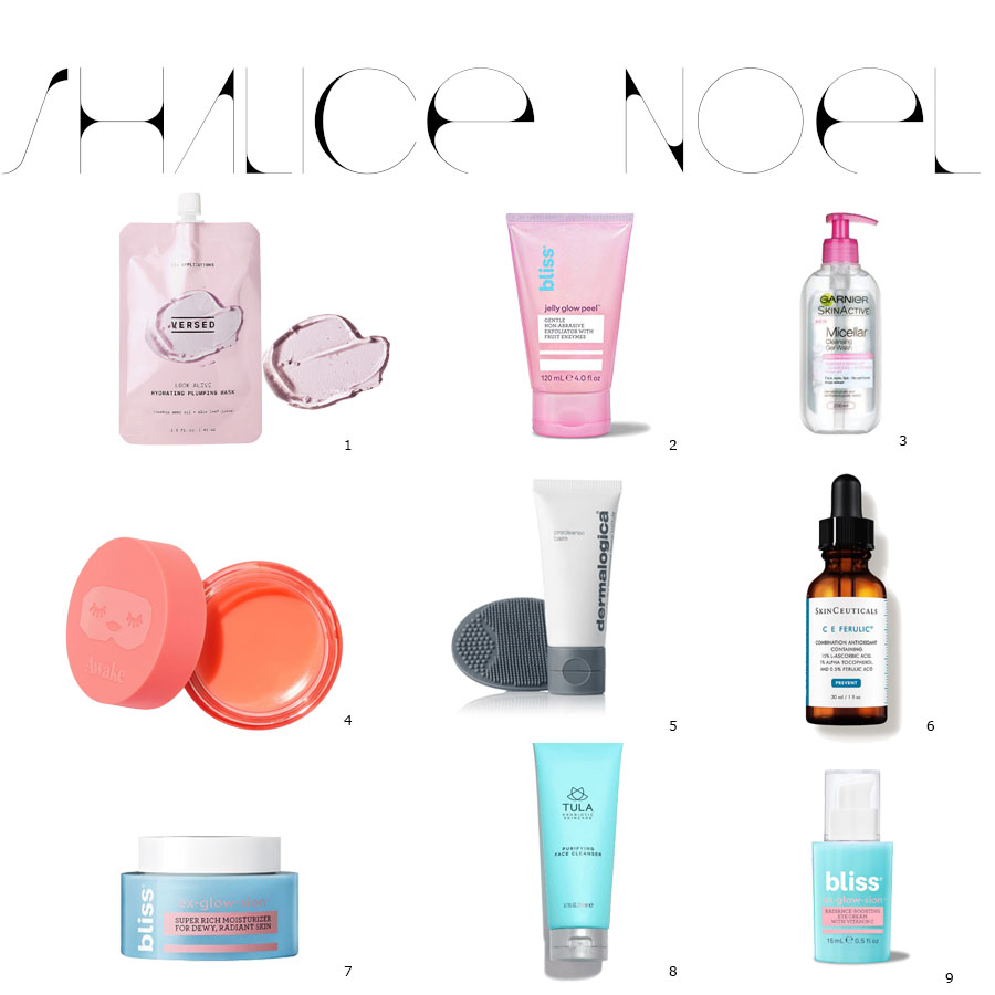 Mommy and Me Skincare: What skincare products I use on my